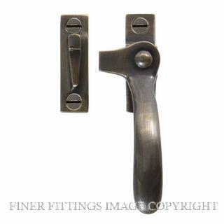 WINDSOR 5195R BHB SPLIT RAIL FASTENER - RIGHT HAND BRUSHED BRONZE