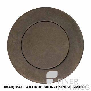 WINDSOR 4021-5149 GEORGIAN LEVER HANDLES MATT ANTIQUE BRONZE