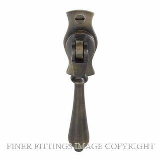 WINDSOR 5157 OR SINGLE DOOR PULL TEARDROP OIL RUBBED BRONZE