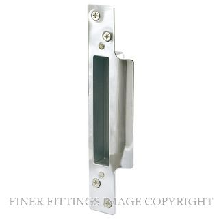DELF 9052BSS BOX STRIKE TO SUIT 9052 SATIN STAINLESS