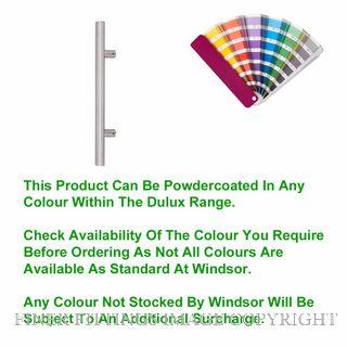WINDSOR 7025 - 7093 PULL HANDLES POWDERCOAT