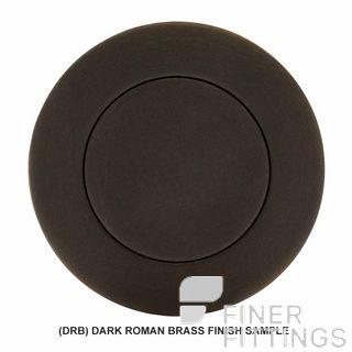 WINDSOR 7013 DRB BELMONT LEVER LATCH ROUND ROSE DARK ROMAN BRASS