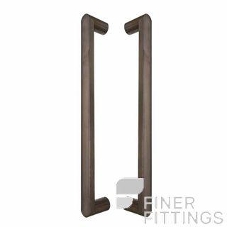 WINDSOR 8336 - 8337 NB KEPLER PULL HANDLES NATURAL BRONZE