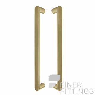 WINDSOR 8336 - 8337 PB KEPLER PULL HANDLES POLISHED BRASS