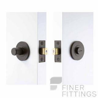 WINDSOR 8400 GN NIDO TURN & RELEASE PRIVACY SET GRAPHITE NICKEL