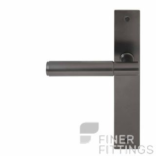 WINDSOR 8423 GN LINEAR LEVER ON PLATE GRAPHITE NICKEL