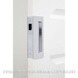 CL400 PASSAGE SET SINGLE DOOR NON MAGNETIC 46-52MM DOORS