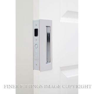 CL400 PASSAGE SET SINGLE DOOR MAGNETIC 40-46MM DOORS