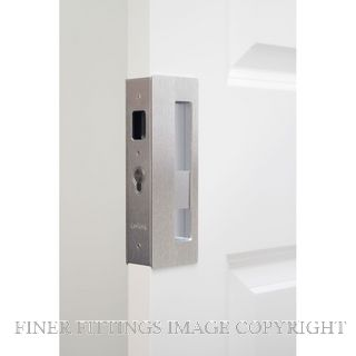 CL400 SINGLE DOOR PRIVACY SET MAGNETIC 33-40MM