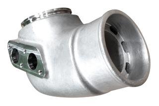 Stainless Steel Diesel Exhaust Elbows