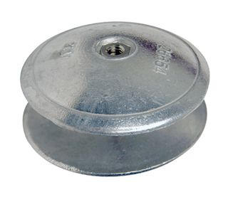 Aluminium Rudder Anode
