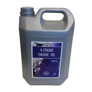 Marine Engine Oil 25W40 5L