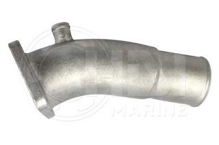 Yanmar 2YM15, 3YM20, 3GM30, 3YM30 Exhaust Mixing Elbow
