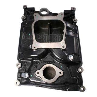 V6 Cast Iron 4 Barrel Intake