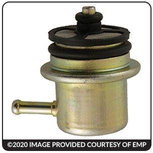 Fuel Pressure Regulator - Mercruiser V6 & V8