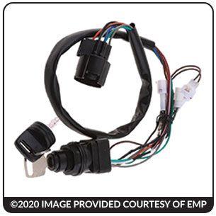 Suzuki Ignition Switch - DF25-250Hp 1998-2011