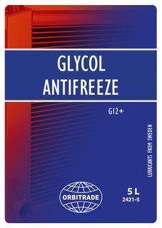 Marine Glykol G12+ (Red)