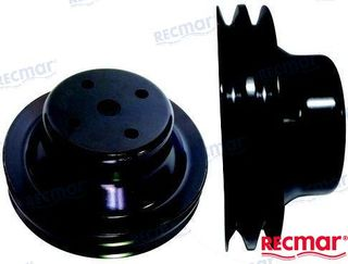 Pulley - Circ Pump 350 2 Groove