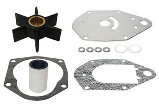 Water Pump Service Kit Merc 15XD - 60 For Stainless Housing