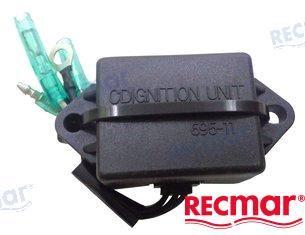 Yamaha CDI / Powerpack 9.9/15 Hp 86-95, 20/25 Hp 85-02, C20 Hp 92-97