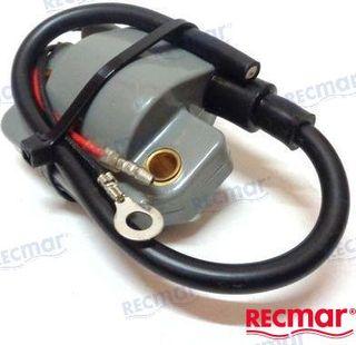 Yamaha Ignition Coil 2-250 No Plug End