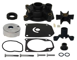 Complete Water Pump Kit J/E 40-50 2&3 Cyl 84-94