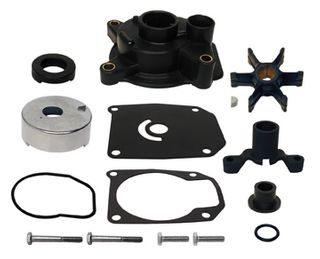 Complete Water Pump Kit J/E 40-50 2&3 Cyl 71-78