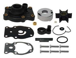 Complete Water Pump Kit J/E 25-35 3 Cyl  96 & Up