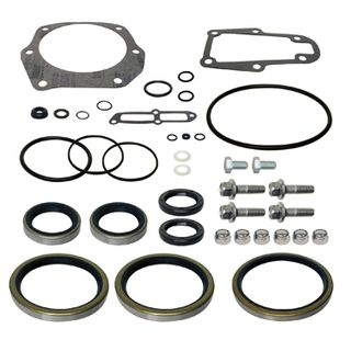 Gearcase Seal Kit Lower Stringer V6&V8 Mechanical shift 78-85