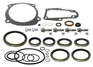 Gearcase Seal Kit Lower Stringer 4 Cly Mechanical shift 78-85