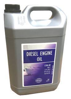 Diesel Engine Oil 15W-40 5Lt