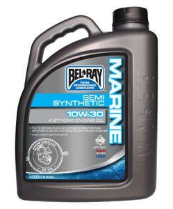 Semi Synthetic 10W-30 4L