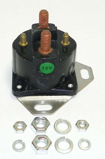 Johnson / Evinrude / Mercury 75-250 Hp 12V Starter Solenoid