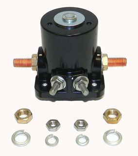 Johnson / Evinrude / Mercury 25-300 Hp Starter Solenoid