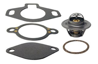 Thermostat Kit Mercuriser V6 & V8 Chevy 160 Deg F