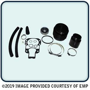 Transom Service Kit - Alpha One (Tube Exhaust)