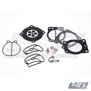 Kawasaki 550-1100 Carburetor Repair Kit