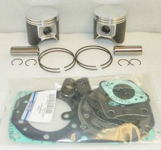 Kawasaki 750 Platinum Late Rebuild Kit .25mm Over