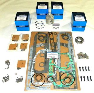 Mercury 40-50 Hp Power Head Rebuild Kit .020 Over