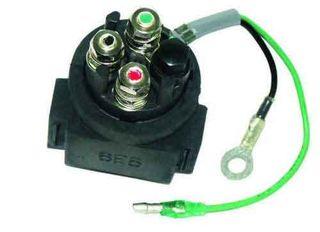 Johnson / Evinrude / Yamaha 9.9-70 / 115-200 Hp Starter Solenoid