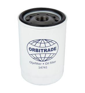 Volvo Oil Filter - D5, D7, D61, D62, D63, D71, D72, D75, D102, D03, D121, D122