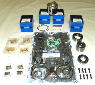 Johnson / Evinrude 65-140 Hp V4 Crossflow Rebuild Kit .010 Over