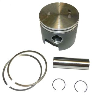 Johnson / Evinrude 120-300 Hp Looper Port Piston Kit Std.