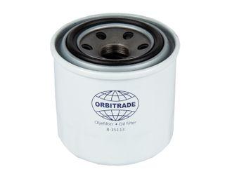 Yanmar Oil Filter - 2M, 3HM, 3QM, 4JM