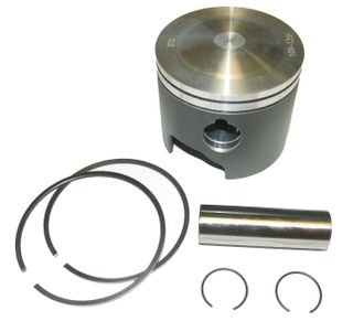 Johnson / Evinrude 120-300 Hp Port Piston Kit .020 Over