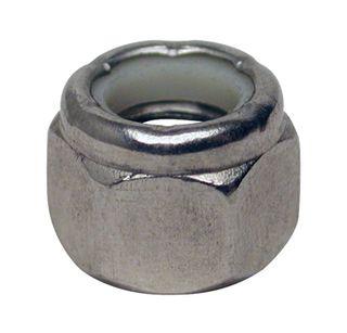 Stainless Steel Locknut 3/8 - 24