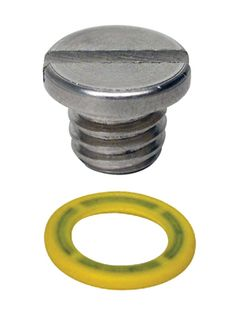 Draining Screw With Out Magnet Mercury / Mercruiser / OMC