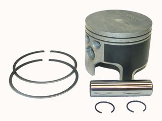 Mercury 2.5 Liter V6 Port Piston Kit .015 Over