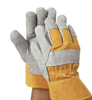 OATES HEAVY DUTY PROTECTION GLOVES M-L