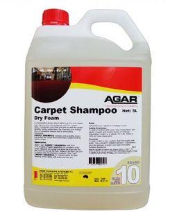 AGAR CARPET SHAMPOO 5LT